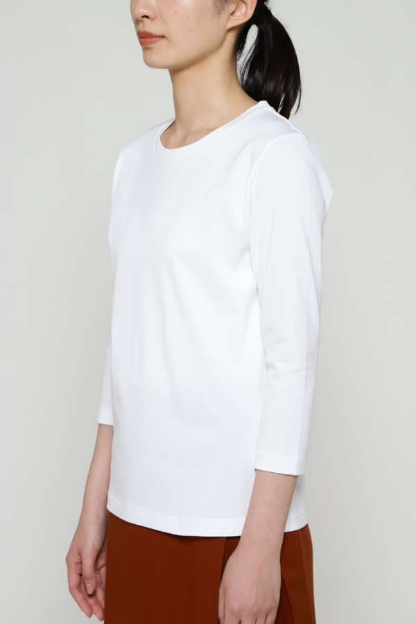 WOMEN'S HEAVIER COTTON JERSEY