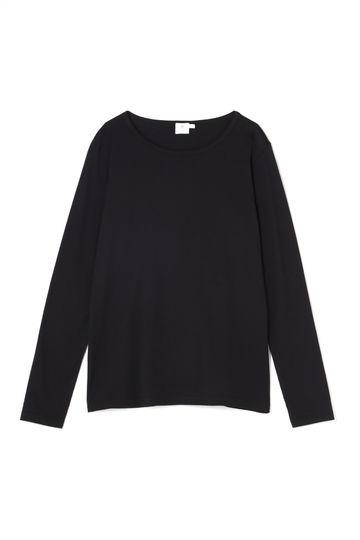 Women's Long-Staple Cotton Long Sleeve T-Shirt