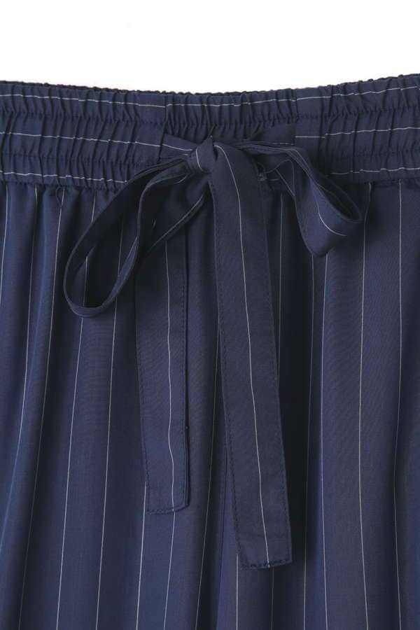 WOMEN'S TENCEL STRIPE