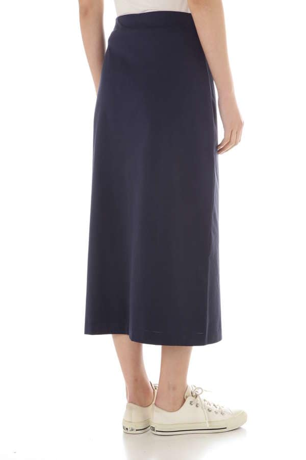 WOMEN'S MIDWEIGHT COTTON SKIRT