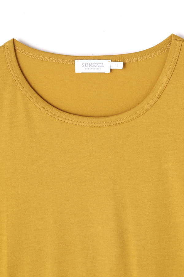 WOMEN'S Q82 PLAIN TURMERIC