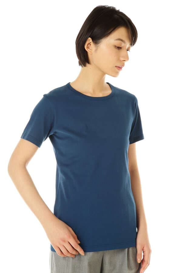 WOMEN'S Q82 PLAIN DARK INDIGO