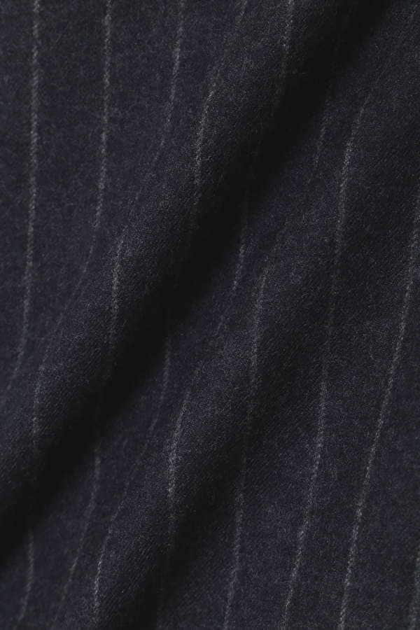 WOMEN'S WOOL FLANNEL STRIPE
