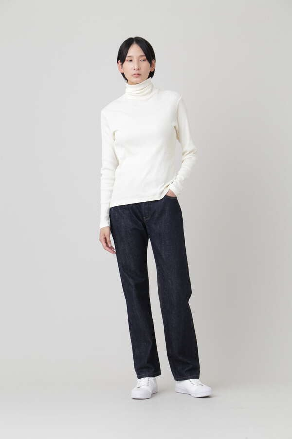 WOMEN'S ORGANIC COTTON RIB