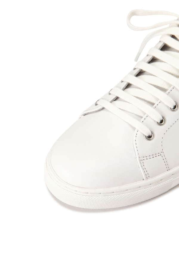 WOMEN'S LEATHER TENNIS SHOE