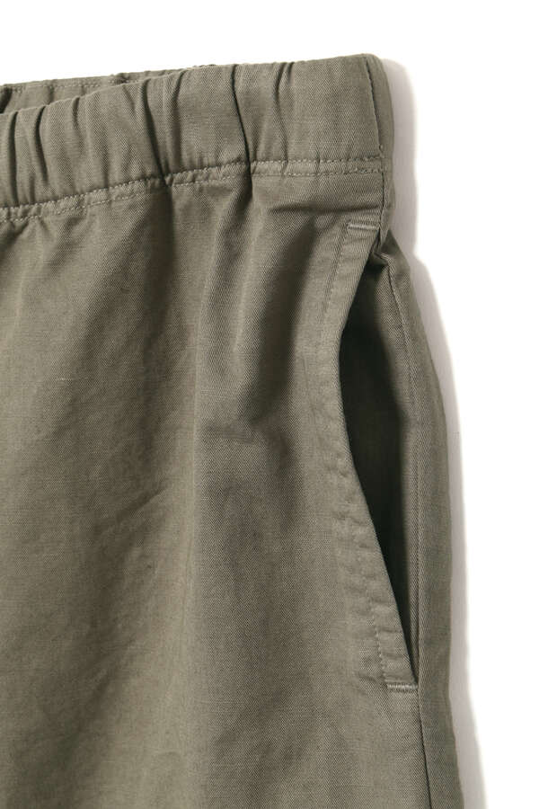 MEN'S COTTON LINEN LIGHT CHINO