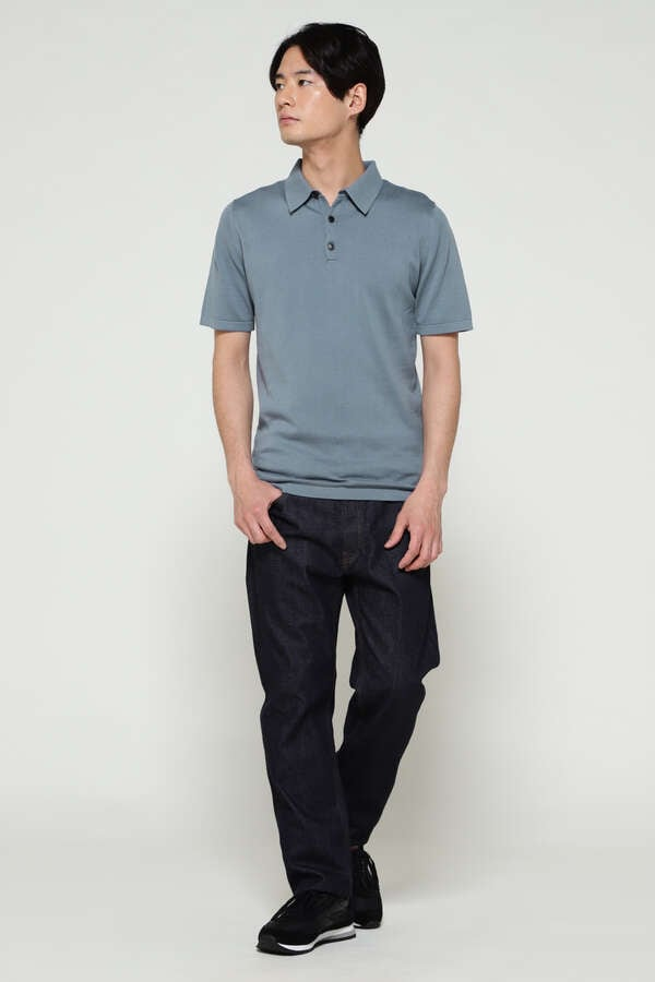 MEN'S SEA ISLAND COTTON
