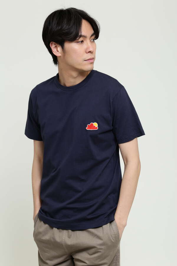 【SUNSPEL AND JOHN BOOTH】MEN'S ORGANIC COTTON