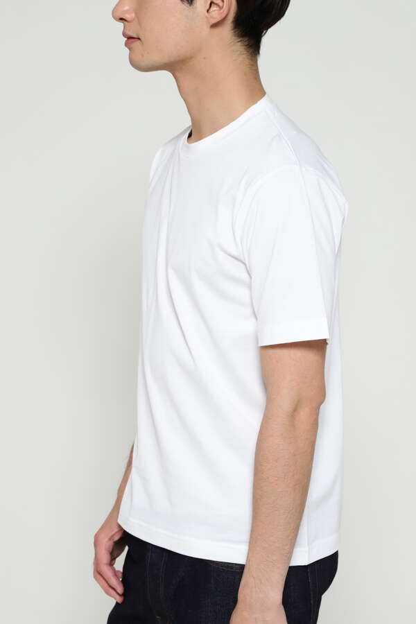 MEN'S HEAVIER COTTON JERSEY