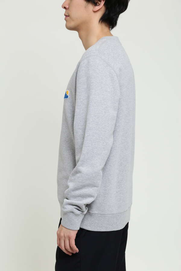 【SUNSPEL AND JOHN BOOTH】MEN'S COTTON LOOPBACK