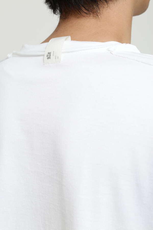 【別注】N.HOOLYWOOD× SUNSPEL / ORGANIC COTTONロングスリーブTシャツ
