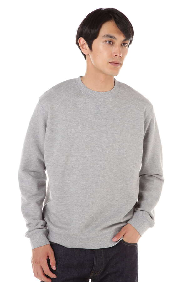 MEN'S COTTON LOOPBACK