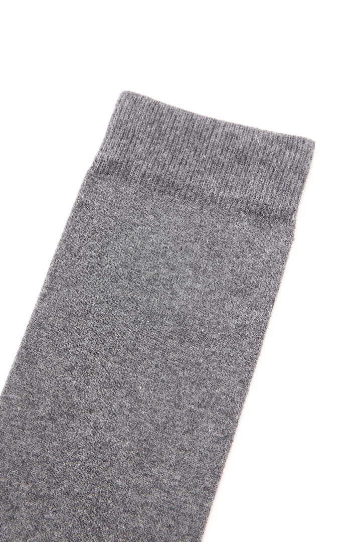MEN'S PLAIN COTTON SOCK2