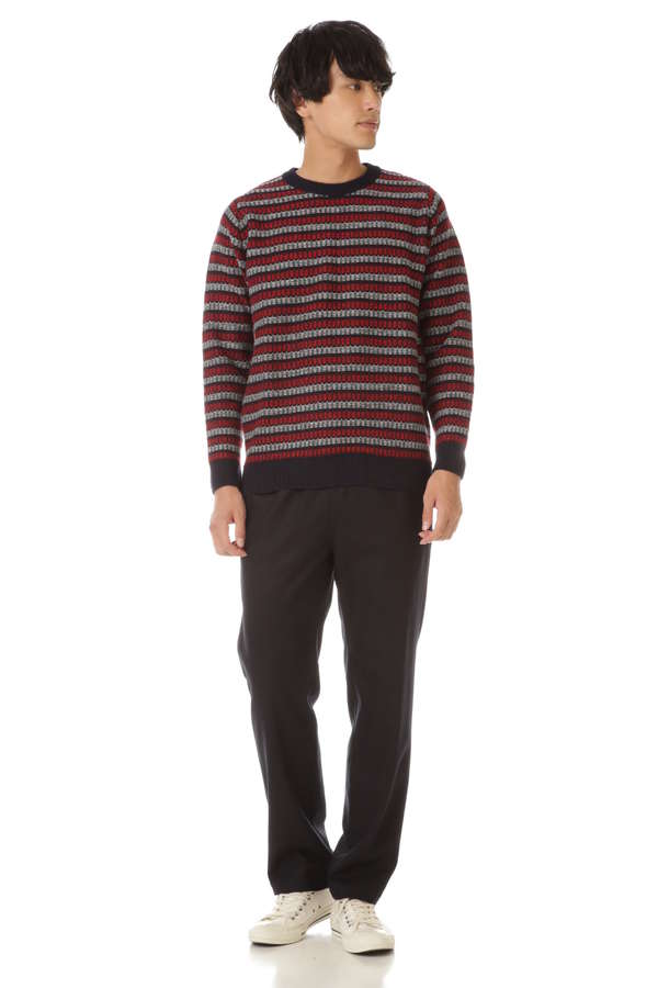 MEN'S FAIRISLE LAMBSWOOL