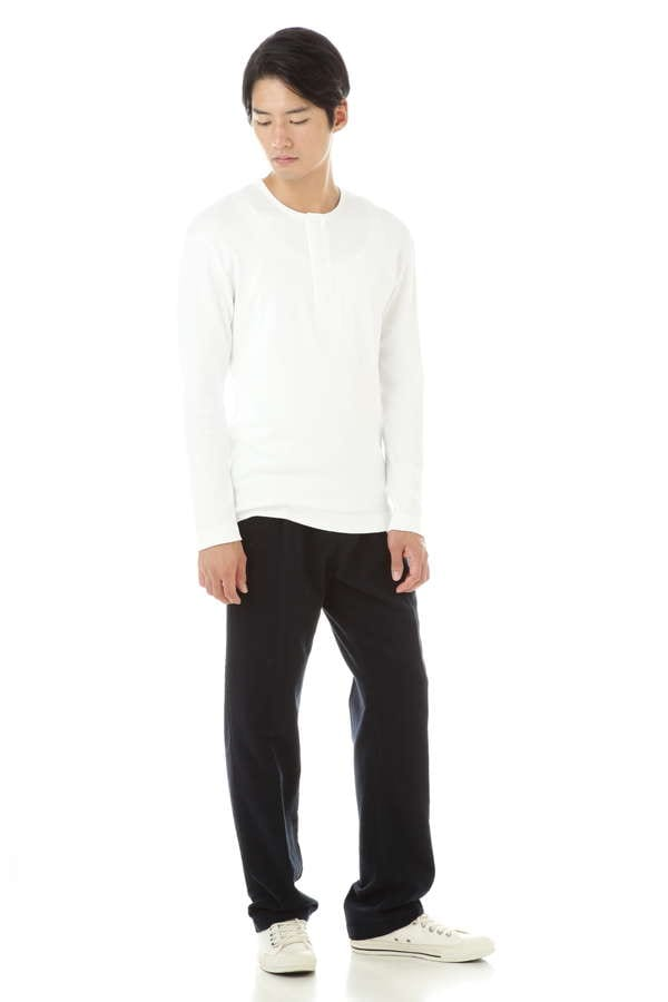 MEN'S COTTON INTERLOCK