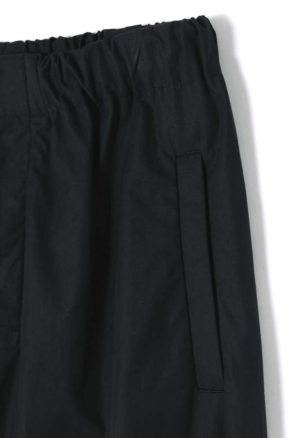 【LEMAIRE AND SUNSPEL】COTTON POPLIN TROUSER