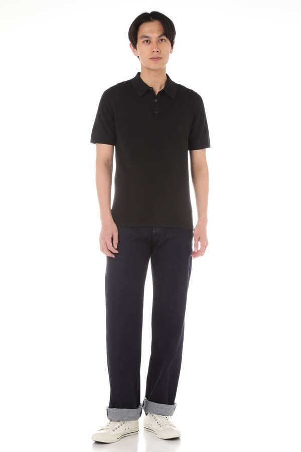 MEN'S SEA ISLAND COTTON KNIT POLO