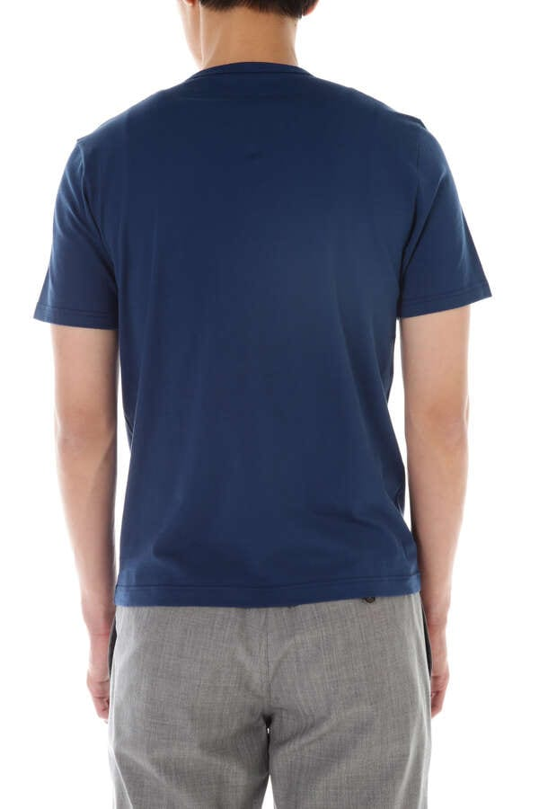MEN'S Q82 PLAIN DARK INDIGO