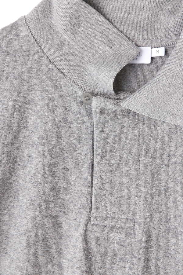 【WEB限定】MEN'S COTTON TOWELLING