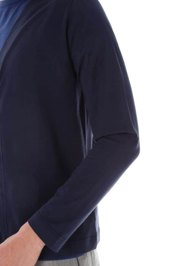 MEN'S Q82 PLAIN CARDIGAN