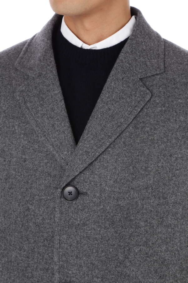 MEN'S WOOL CASHMERE FLANNEL