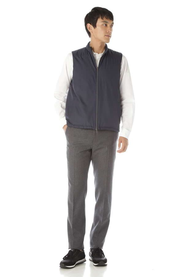 MEN'S DULL POLYESTER