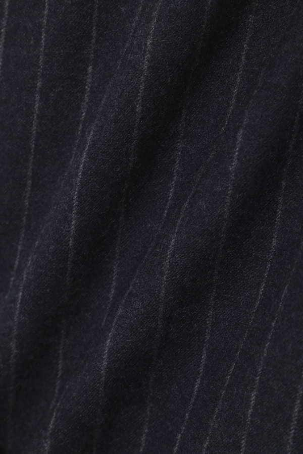 MEN'S WOOL FLANNEL STRIPE
