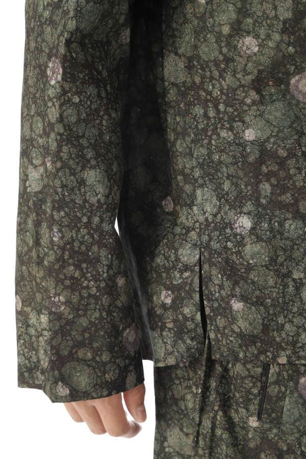 【LEMAIRE AND SUNSPEL】MEN'S POPLIN/PRINT