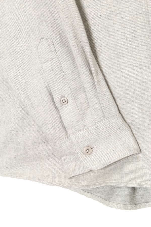 MEN'S BRUSHED COTTON FLANNEL TWILL