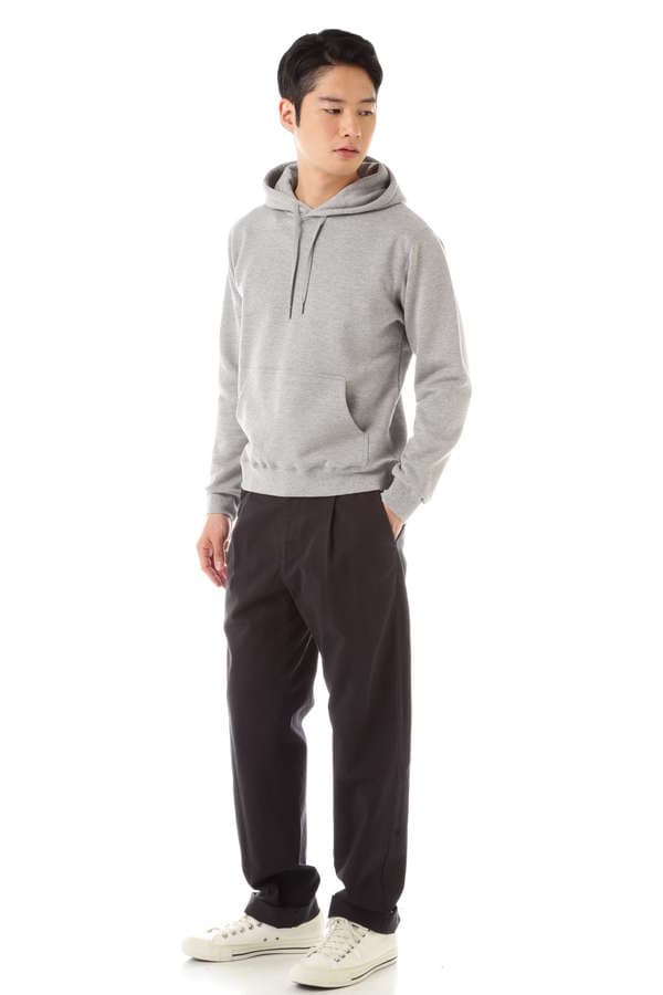 MEN'S COTTON LOOPBACK HOODY