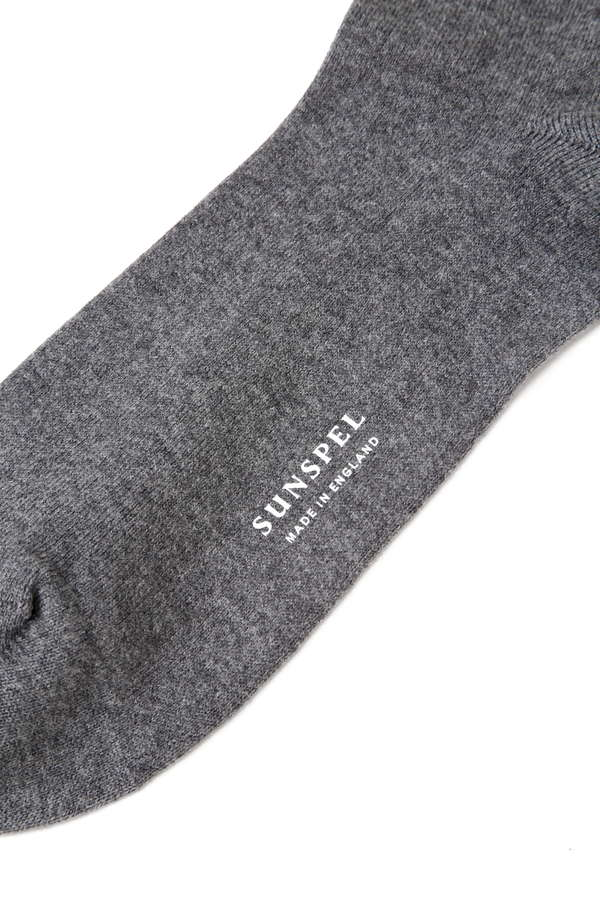 MEN'S PLAIN COTTON SOCK