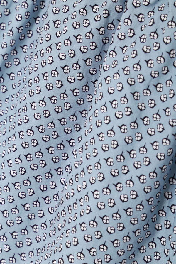 MEN'S WOVEN COTTON PRINT