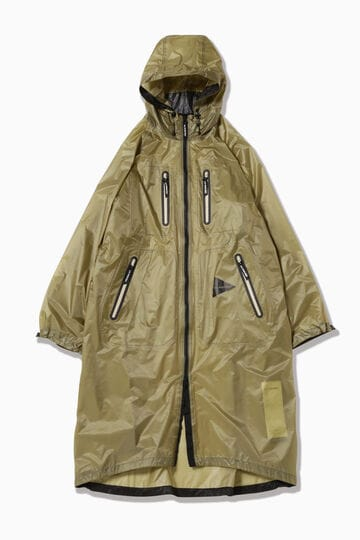 【先行予約 2月中旬入荷予定】fly rain long coat