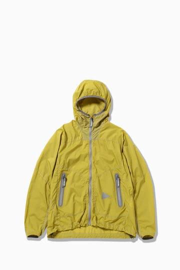 【先行予約 2月中旬入荷予定】W weave windy hoodie