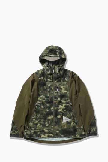 printed UV shield jacket
