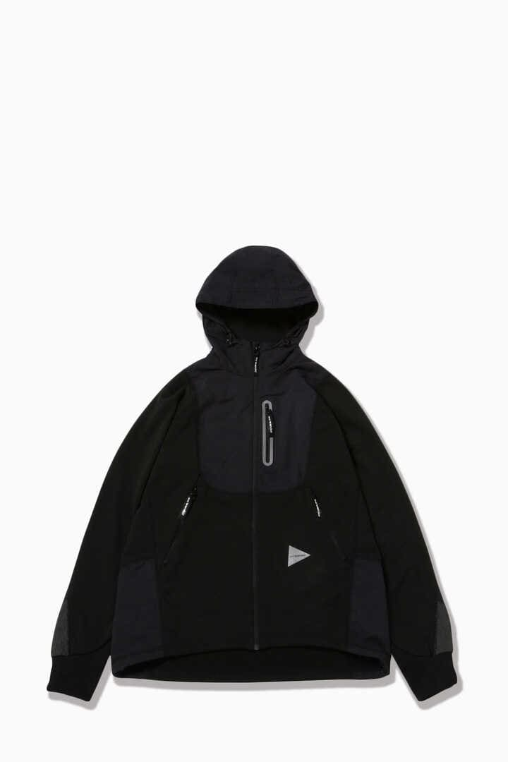 polyester pile hoodie