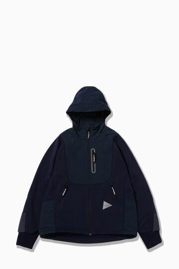 polyester pile hoodie
