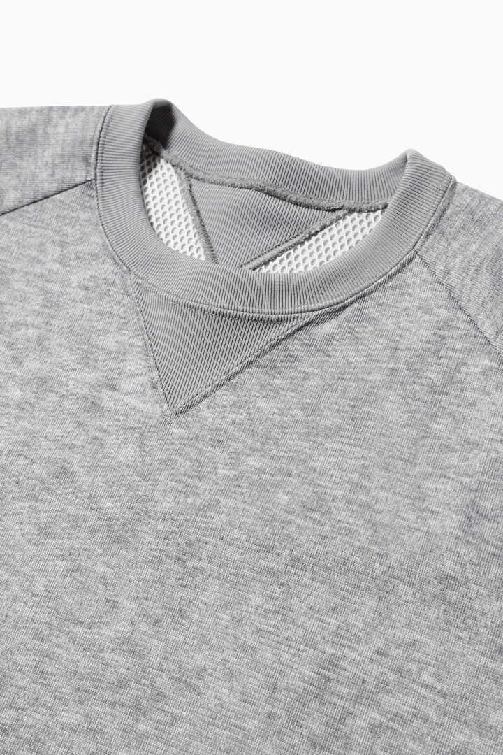 W raschel pullover