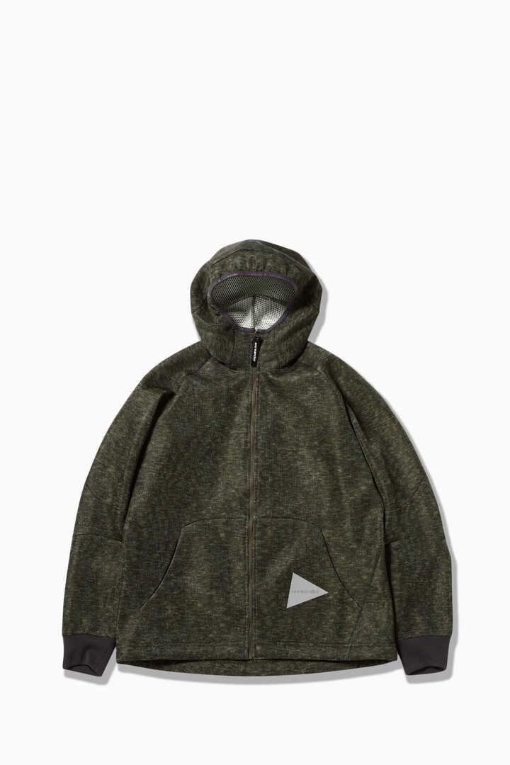 W raschel jacket