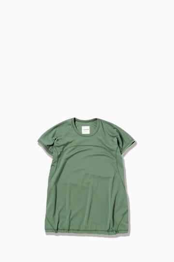 dry jersey short sleeve T (W)