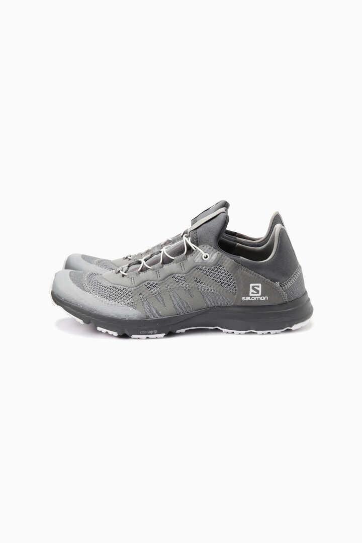 reflective mesh sneaker by salomon