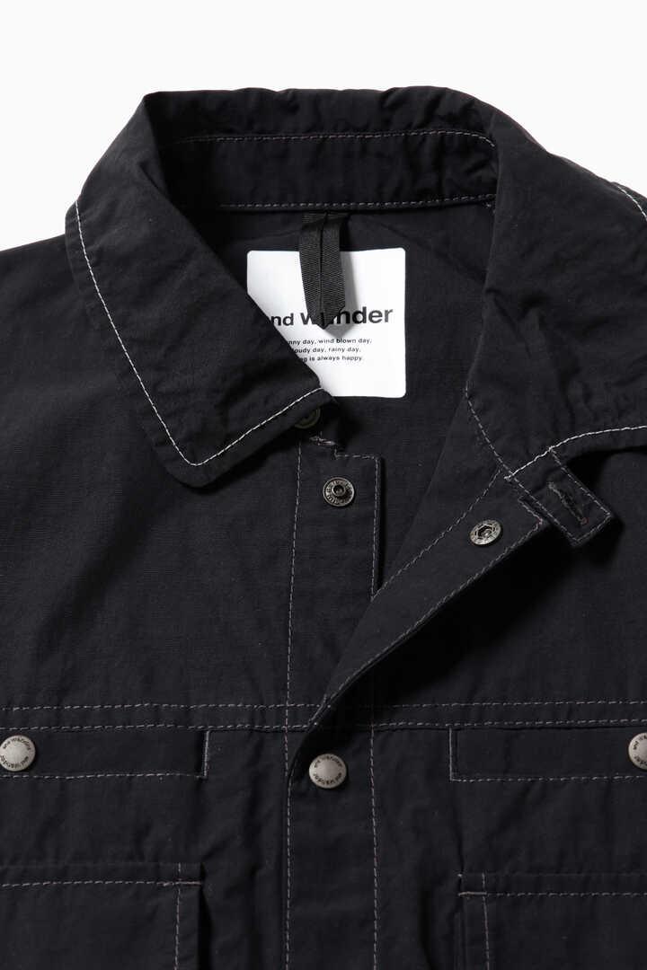 nylon taffeta jacket