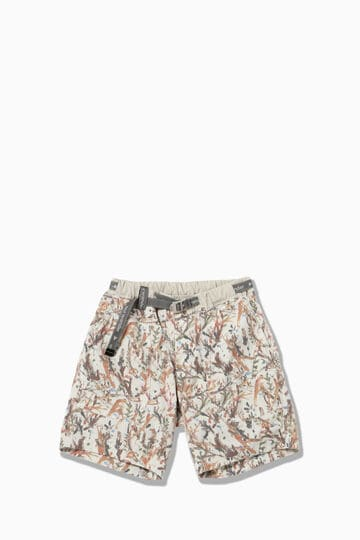 printed dry seersucker short pants
