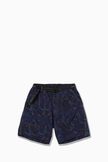 printed dry seersucker short pants
