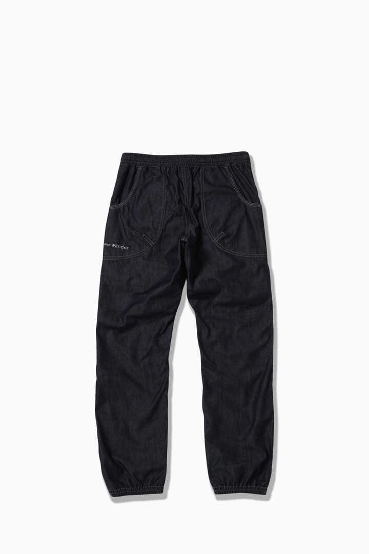 dry easy denim pants