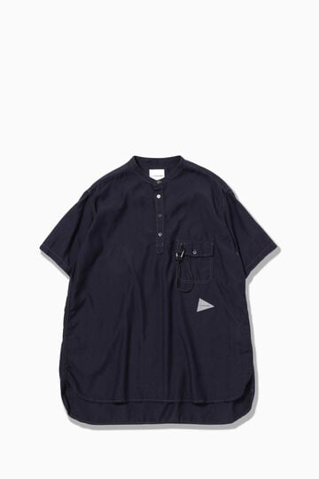 dry linen short sleeve shirt (M)