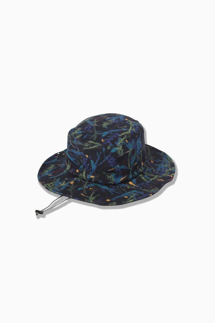 reversible printed hat