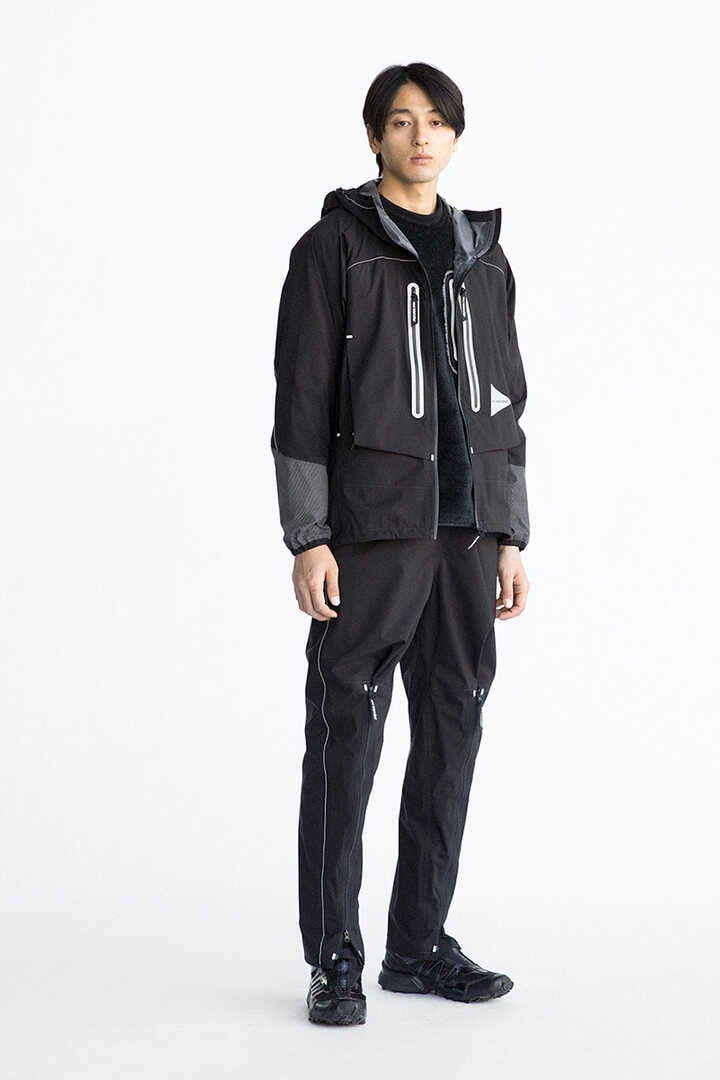 2.5layer rain  jacket