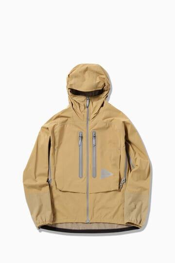 2.5layer rain  jacket