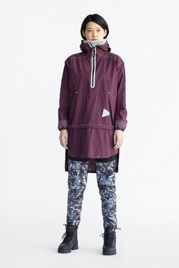 2.5layer rain long pullover